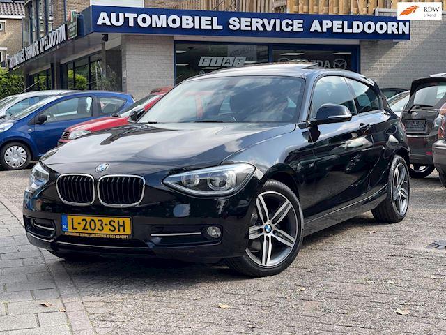 BMW 1-serie 116i M Sport Edition High Executive*NAVIGATIE*CLIMA*STOELVERW.*OPEN DAK*MF.STUUR*VOLL OPTIES