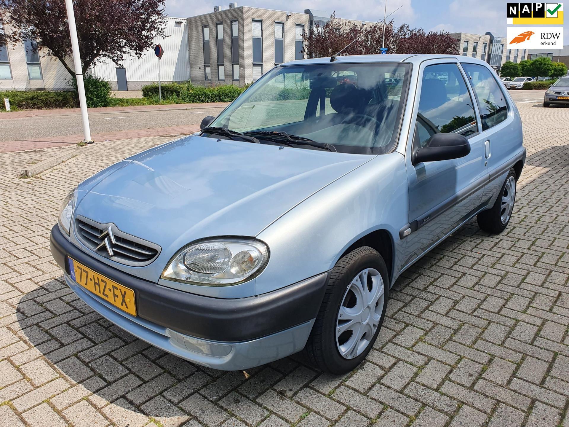 Citroen Saxo occasion - RP Automotive