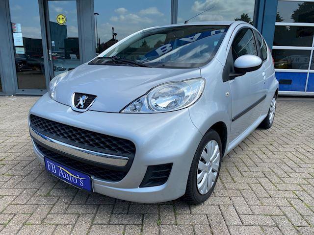 Peugeot 107 1.0-12V AUTOMAAT, AIRCO !!