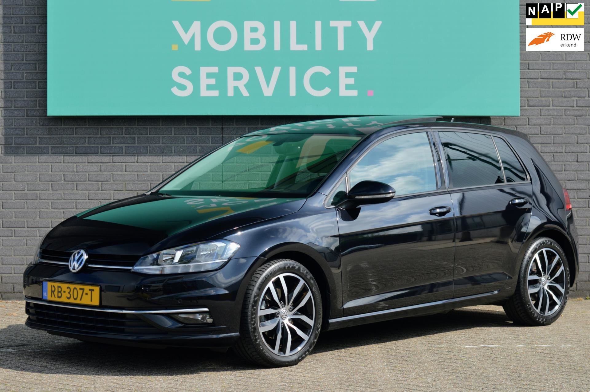 Volkswagen Golf occasion - Mobility Service