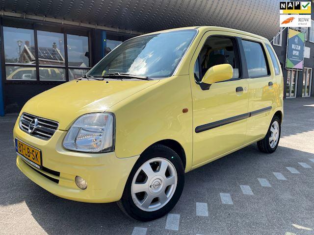 Opel Agila 1.2-16V NAP/APK 6-2022/VELGEN/AIRCO