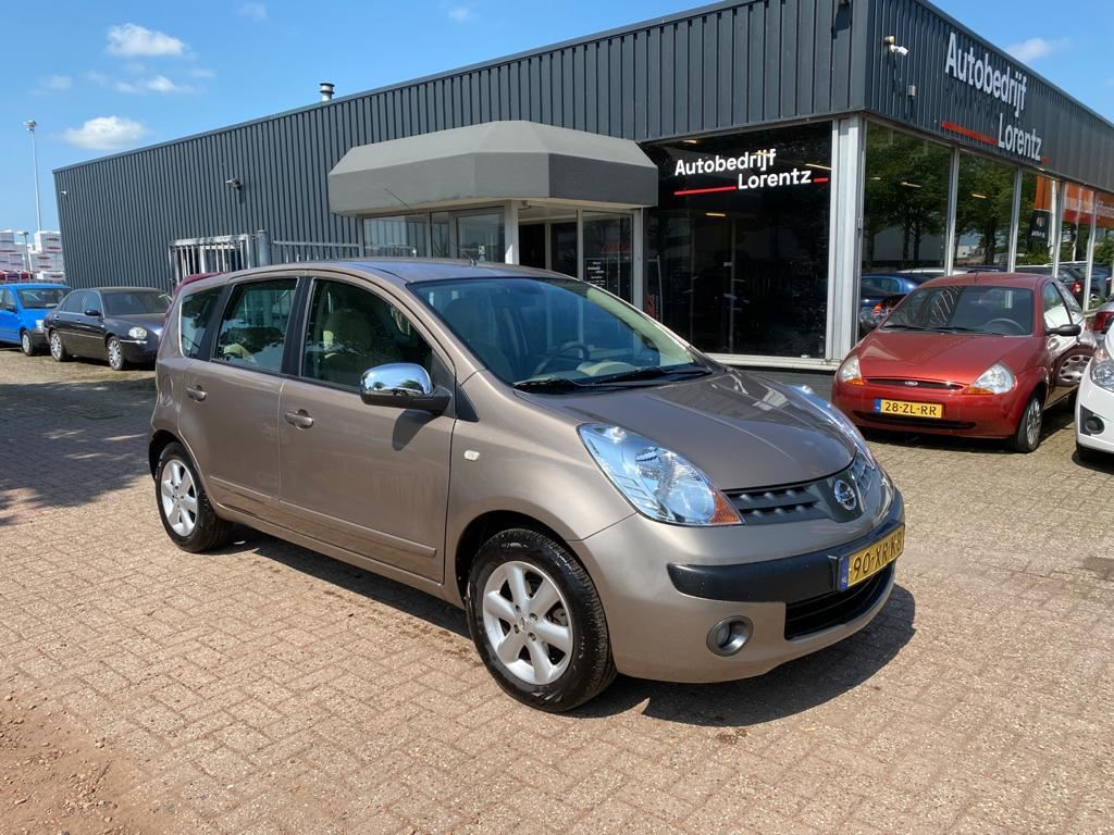 Nissan Note occasion - Autobedrijf Lorentz