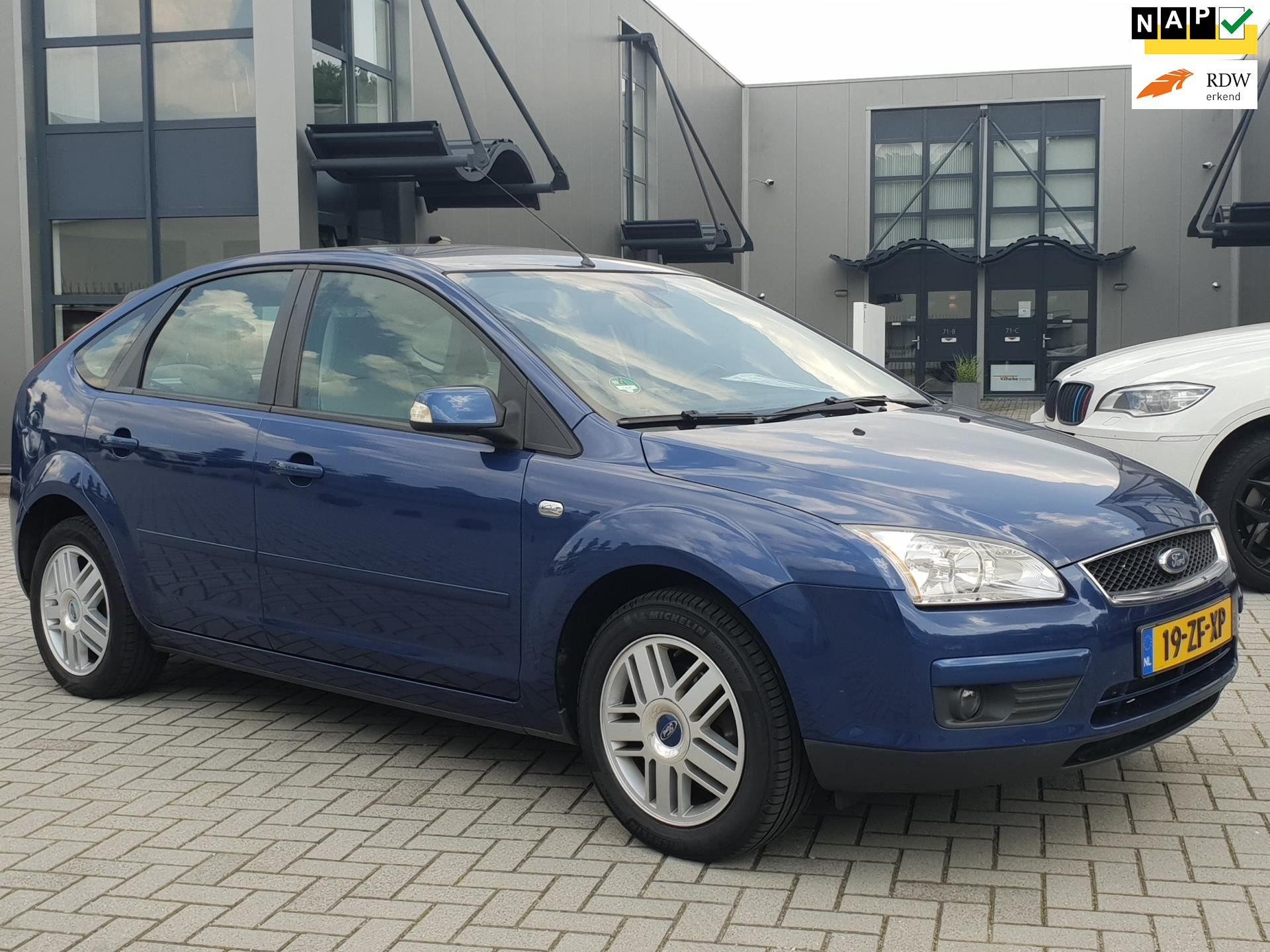 Ford Focus occasion - Weerterveld Auto's