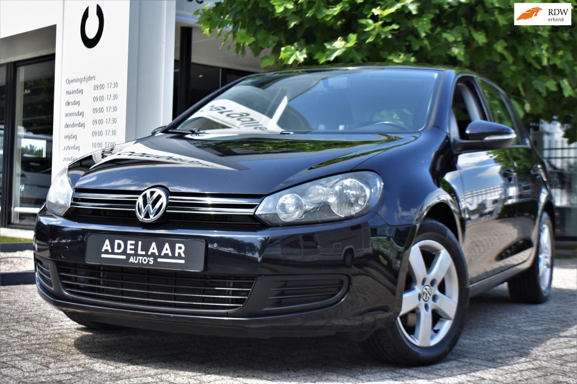 Volkswagen Golf occasion - Car Gallery de Adelaar