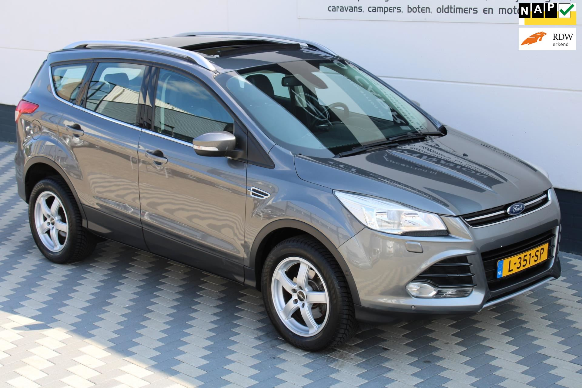 Ford Kuga occasion - CARRION
