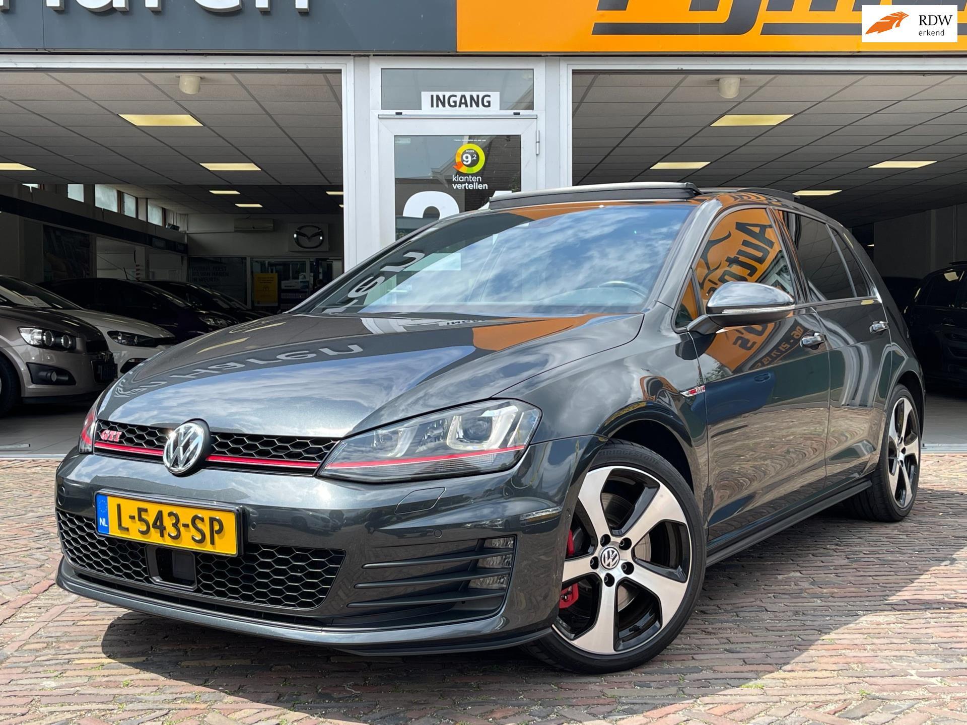 Volkswagen Golf occasion - Pijman Auto's