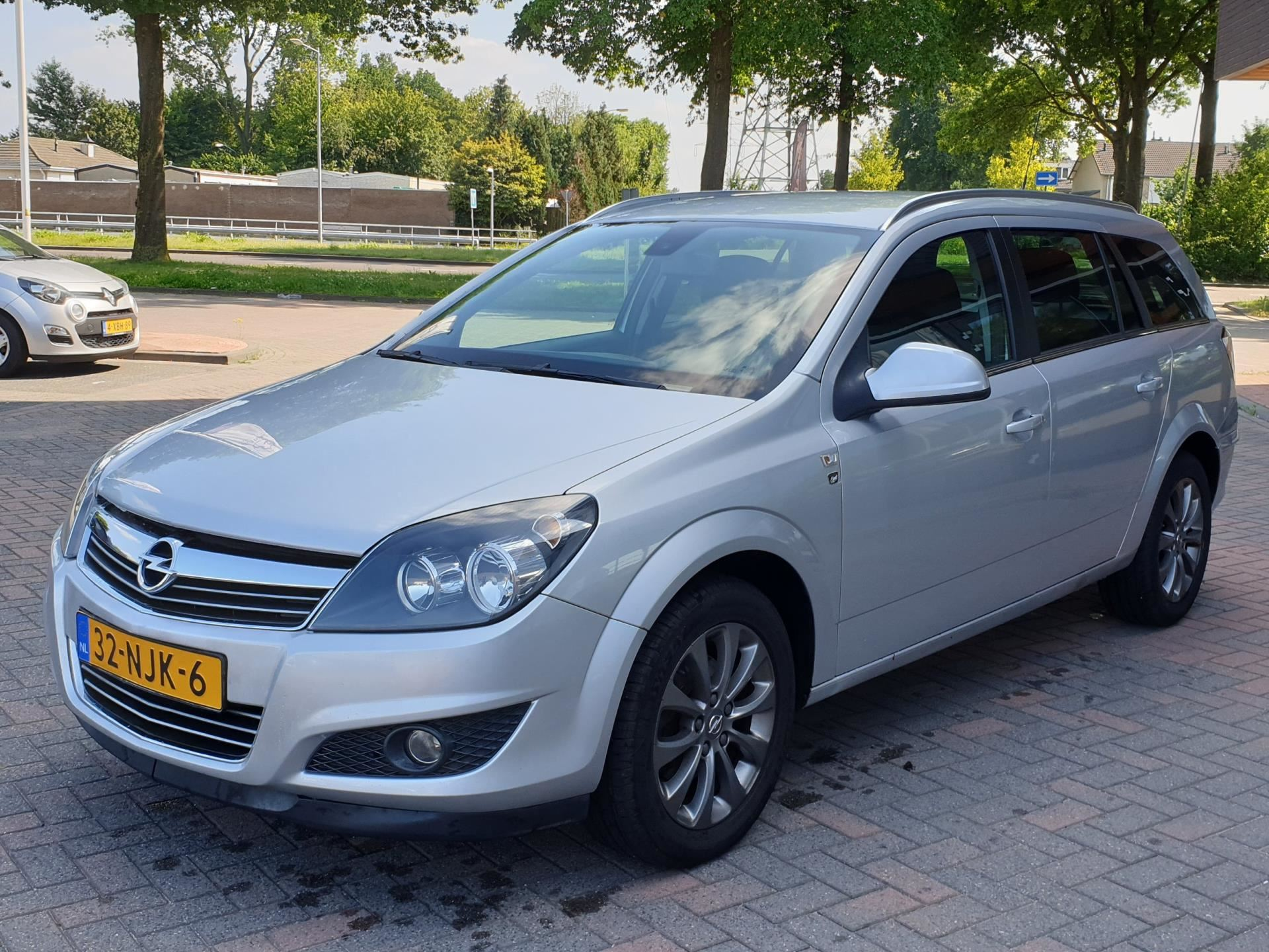 Opel Astra Wagon occasion - TD Cars