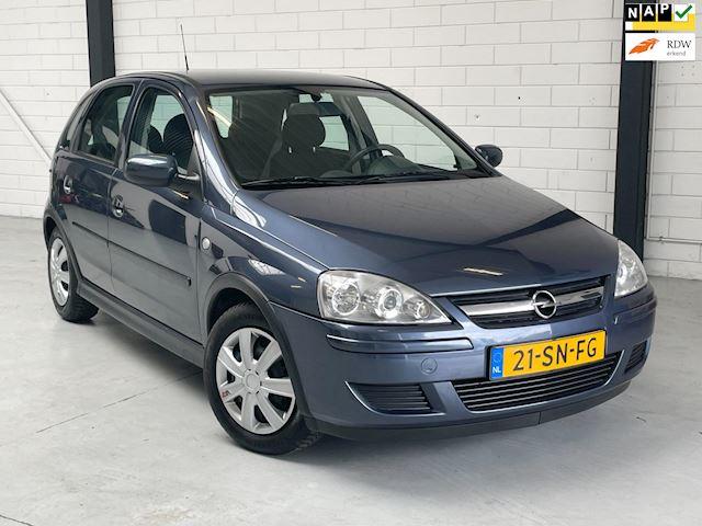 Opel Corsa 1.2-16V Silverline /AIRCO/NWAPK/NAP/NETTEAUTO/