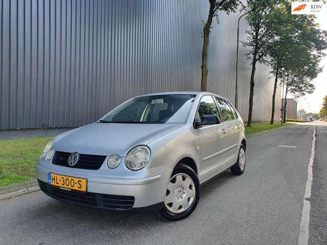 Volkswagen Polo 1.2-12V/AIRCO/5DEURS/ 2 X SLEUTELS/BOEKJES/ELEC.PAKET