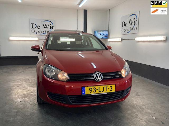 Volkswagen Golf 1.4 TSI Comfortline 5 DRS AUTOMAAT !! MOOIE AUTO met NAVI./CLIMA./OPEN DAK. nwe apk/garantie.