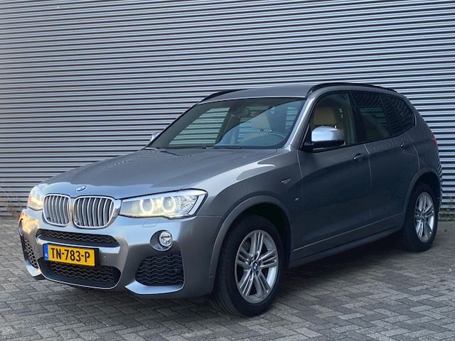 BMW X3 XDrive30d High Executive facelift M-Sportpakket