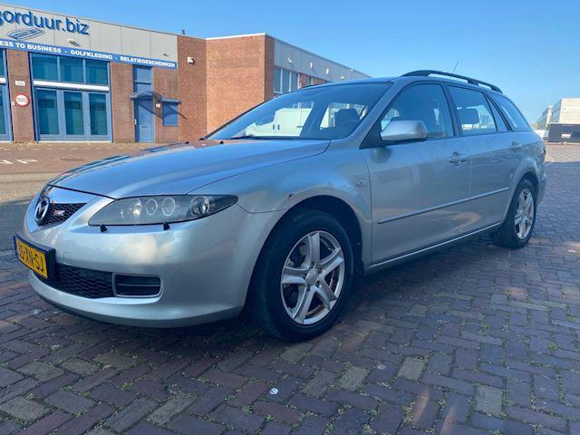 Mazda 6 Sportbreak 2.0i Executive / Climate / Elek ramen