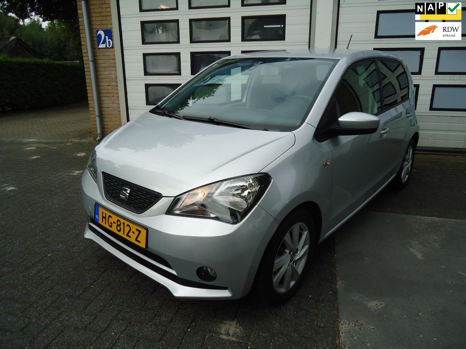 Seat Mii occasion - Van Dijk Autoservice