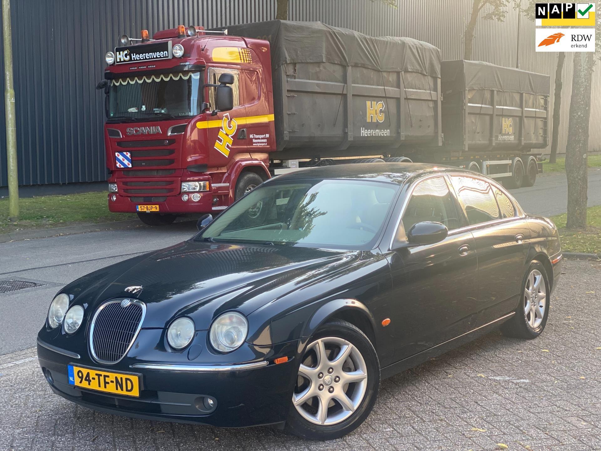Jaguar S-type occasion - Autohandel Honing