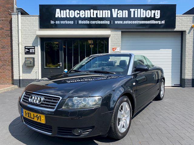 Audi A4 Cabriolet occasion - Autocentrum van Tilborg
