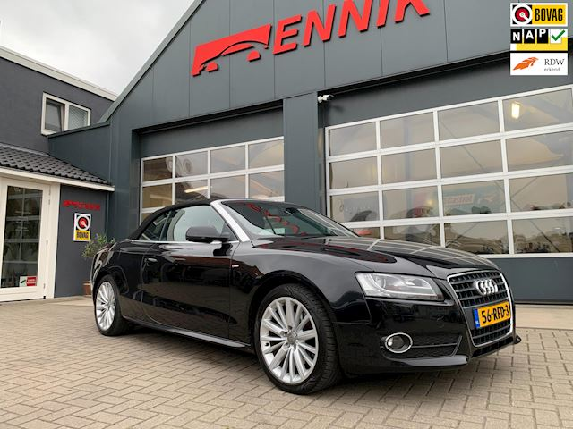 Audi A5 Cabriolet 1.8 TFSI S-edition Top Staat Trekhaak