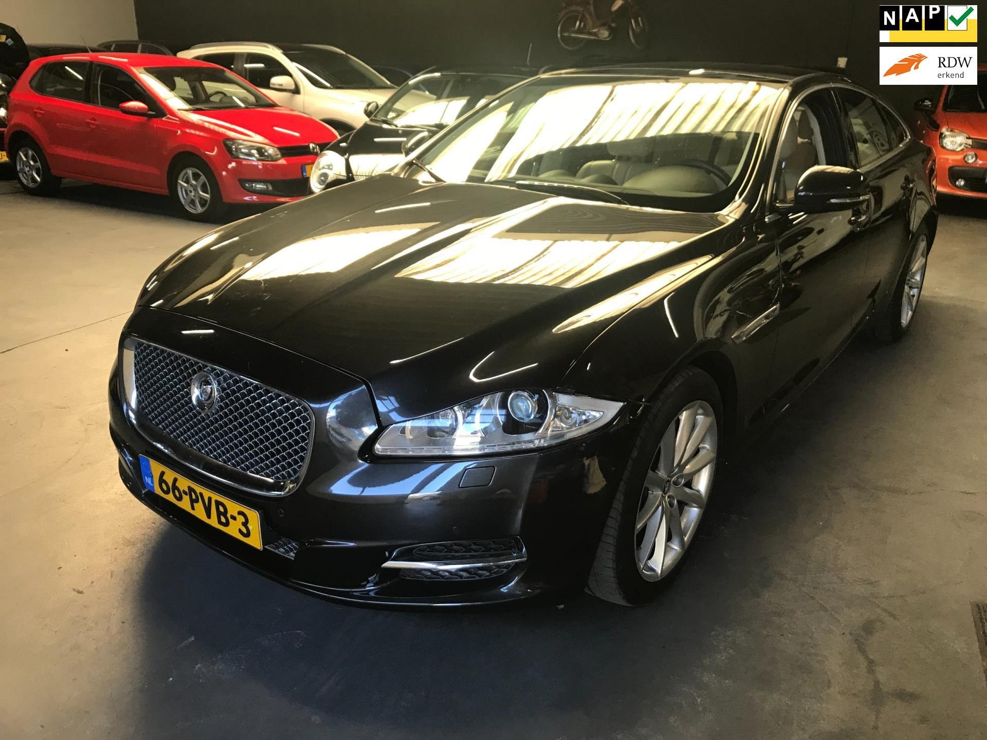 Jaguar XJ occasion - J. van de Wiel Auto's