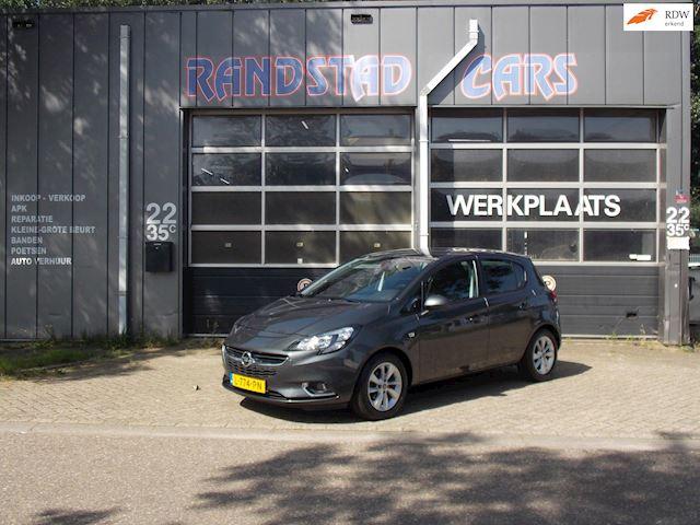 Opel Corsa 1.4 Online Edition Automaat Airco Elek Pakket 5 Deurs 2017bj GARANTIE