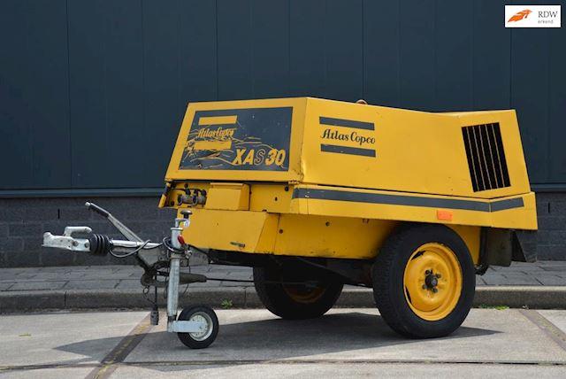 Atlas Copco XAS 30 Air Compressor