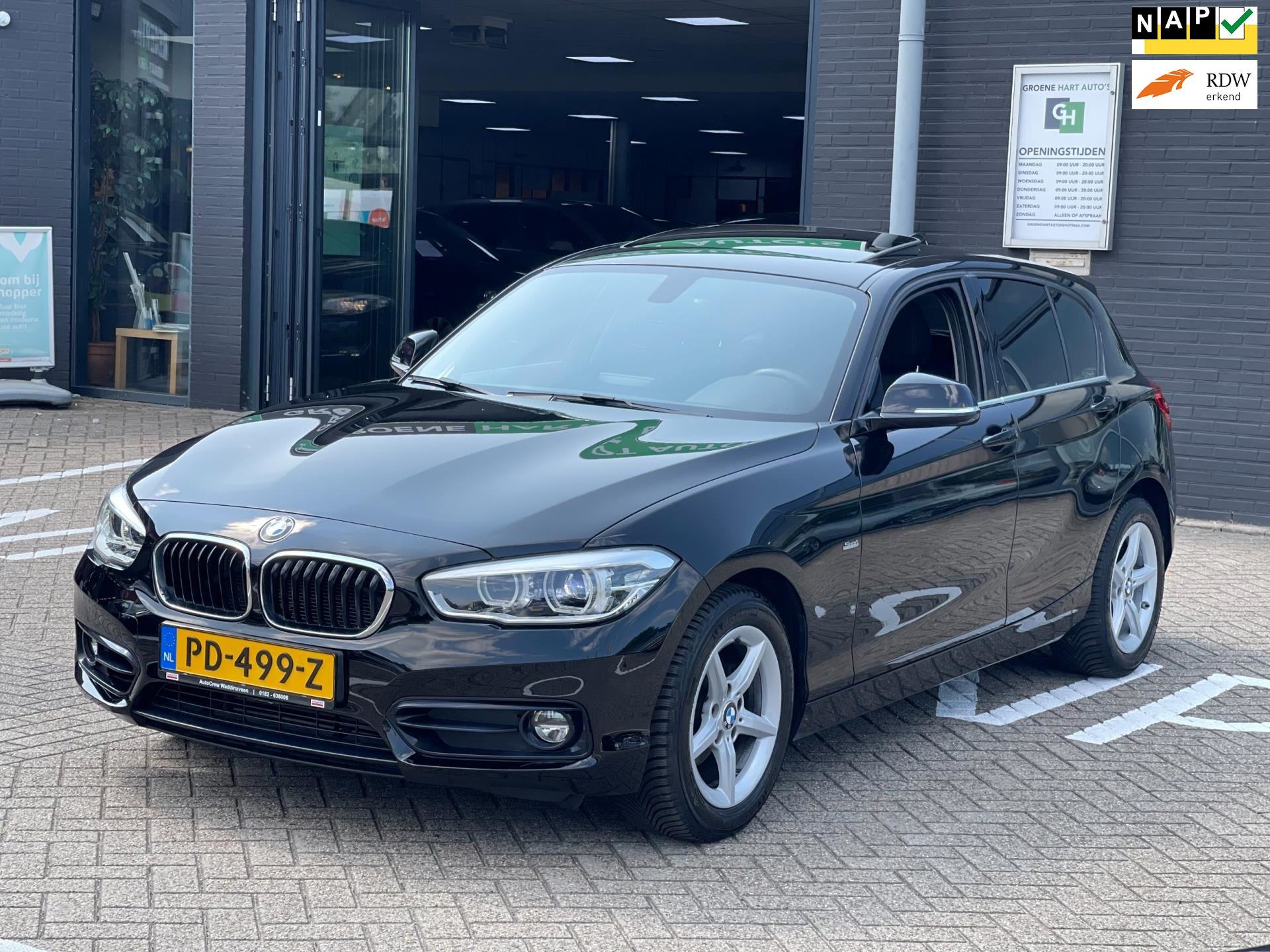BMW 1-serie occasion - Groene Hart Auto's