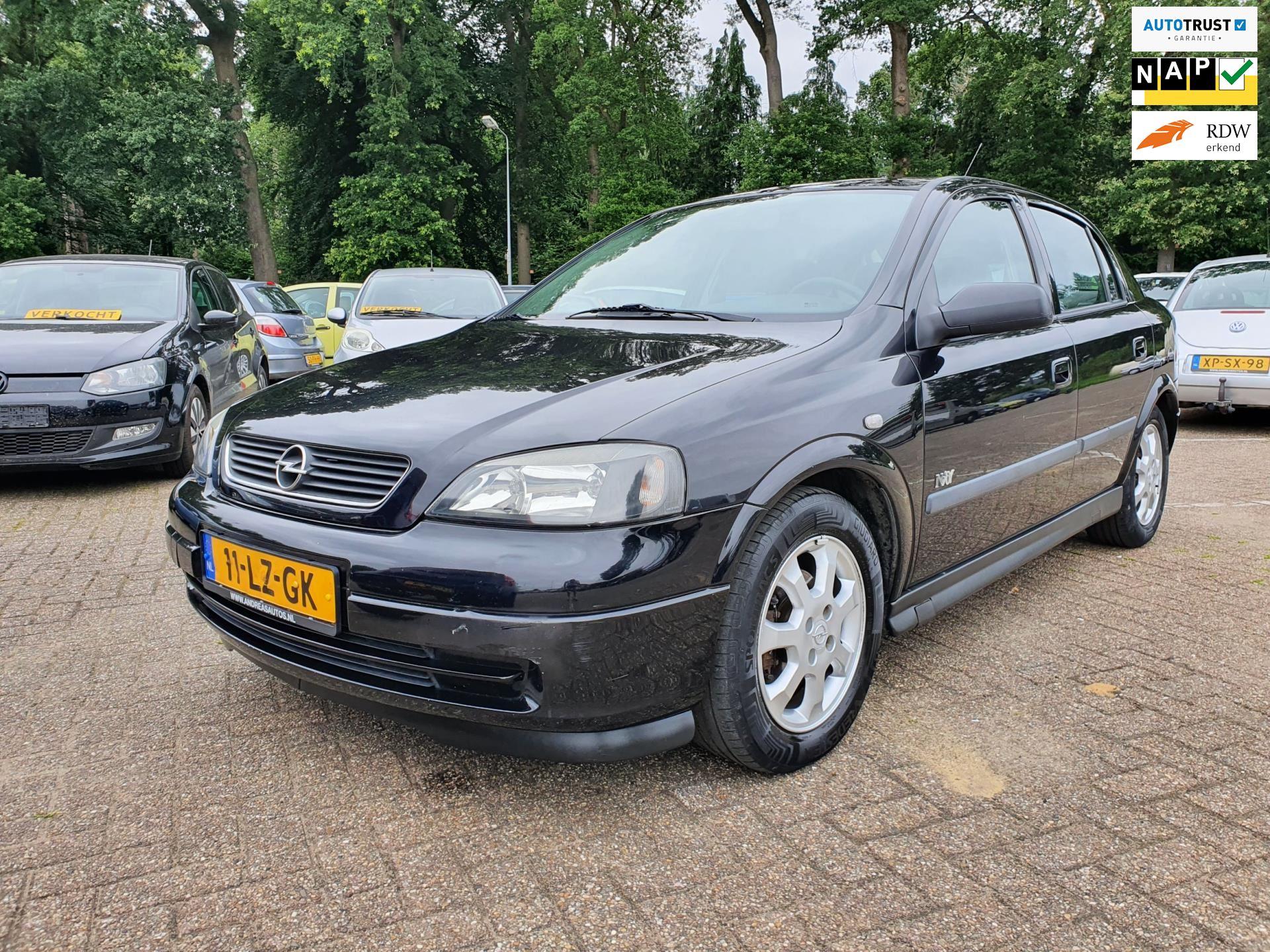 Opel Astra occasion - Andreas Auto's