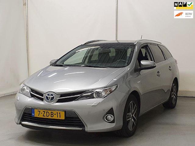 Toyota Auris Touring Sports 1.8 Hybrid Lease PanoDak/Trekhaak/Navigatie