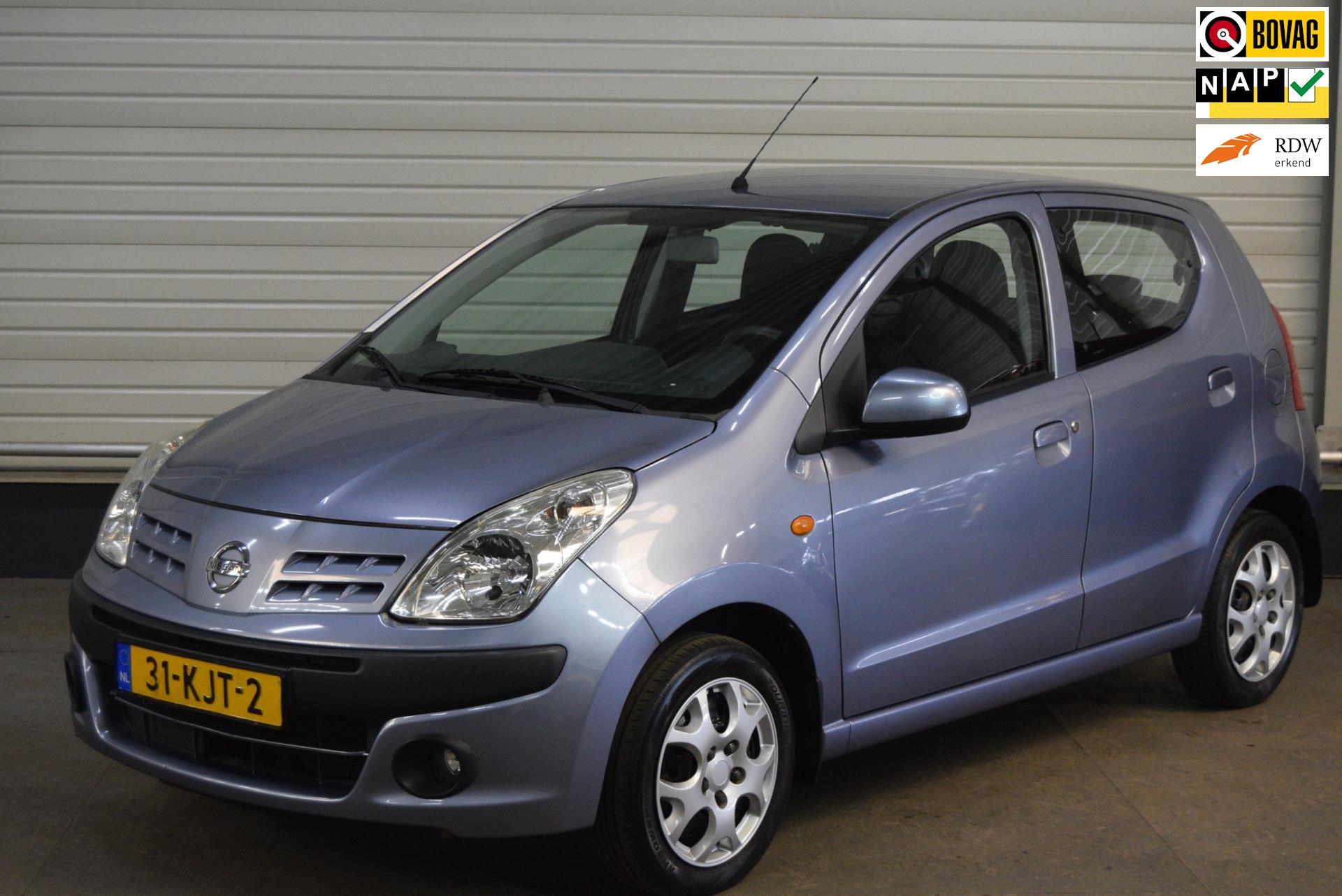 Nissan Pixo occasion - Autobedrijf van de Werken bv