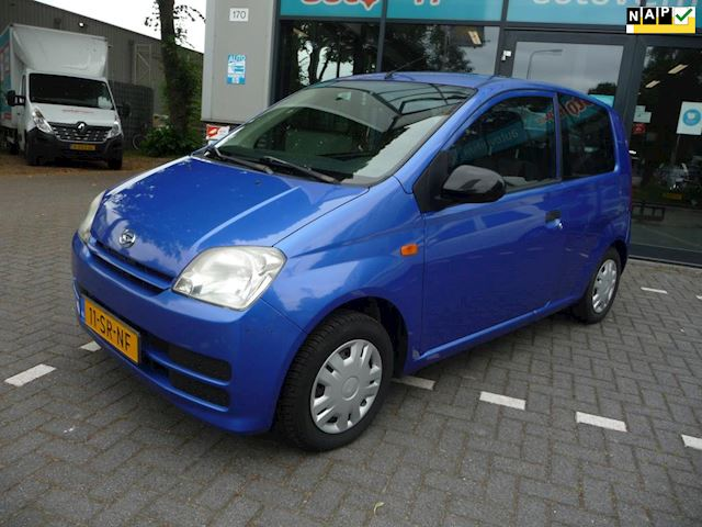 Daihatsu Cuore occasion - Autobedrijf RoVé