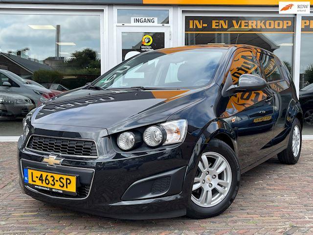 Chevrolet Aveo 1.4 LTZ|AUTOMAAT|NIEUWSTAAT|68.684KM!|CRUISE CONTR|LM15''|