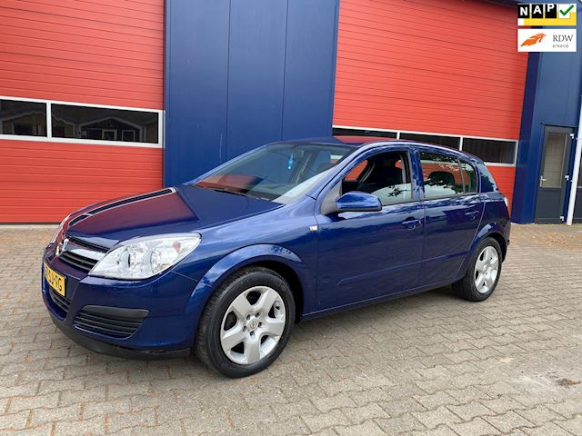 Opel Astra 1.6 Edition Airco  5-drs