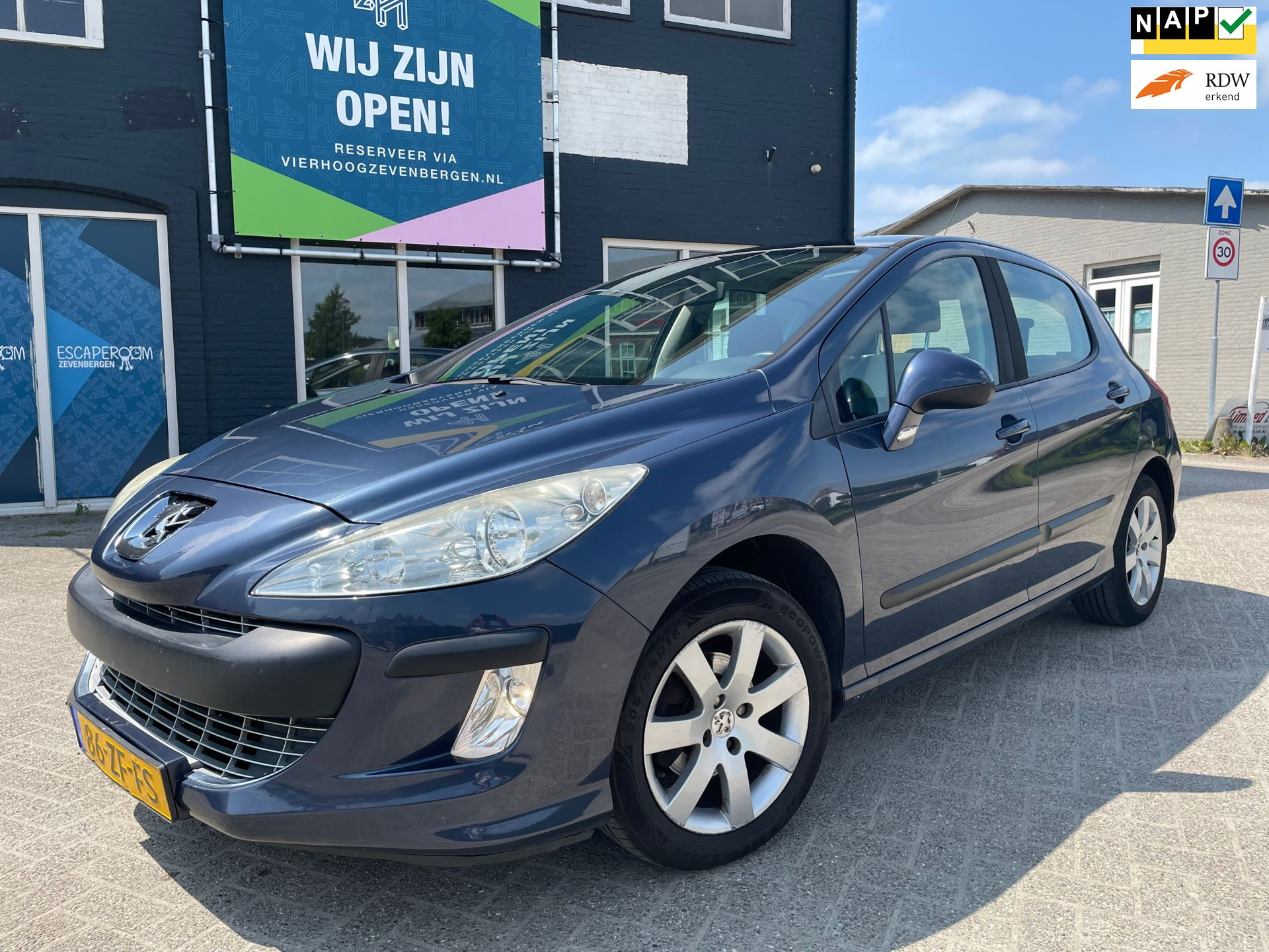 Peugeot 308 occasion - Limited Car