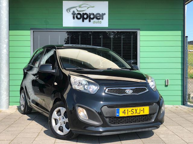 Kia Picanto 1.2 CVVT Comfort Pack / Luxe Uitv.!/ Keyless entry /