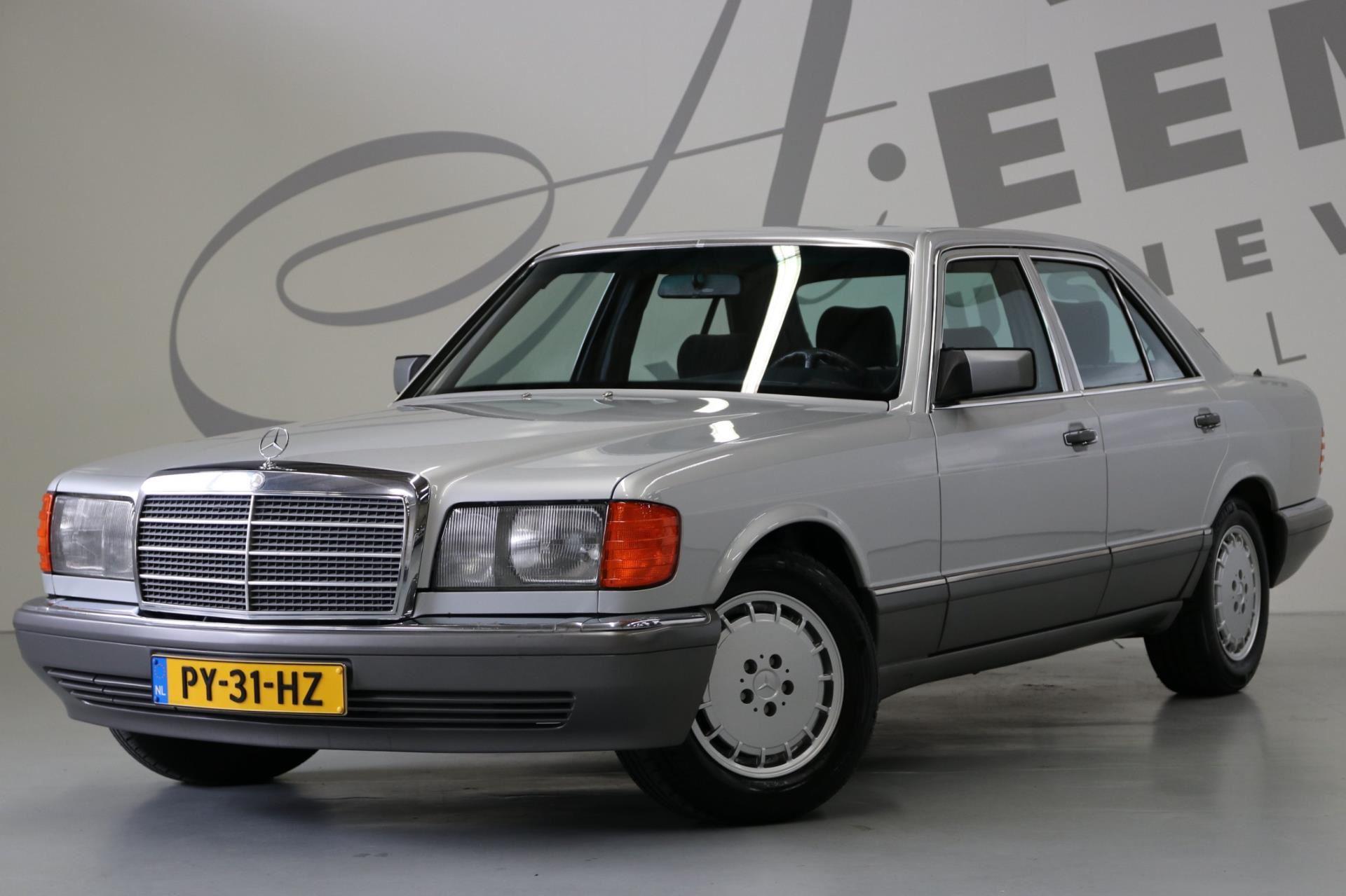 Mercedes-Benz S-klasse occasion - Aeen Exclusieve Automobielen