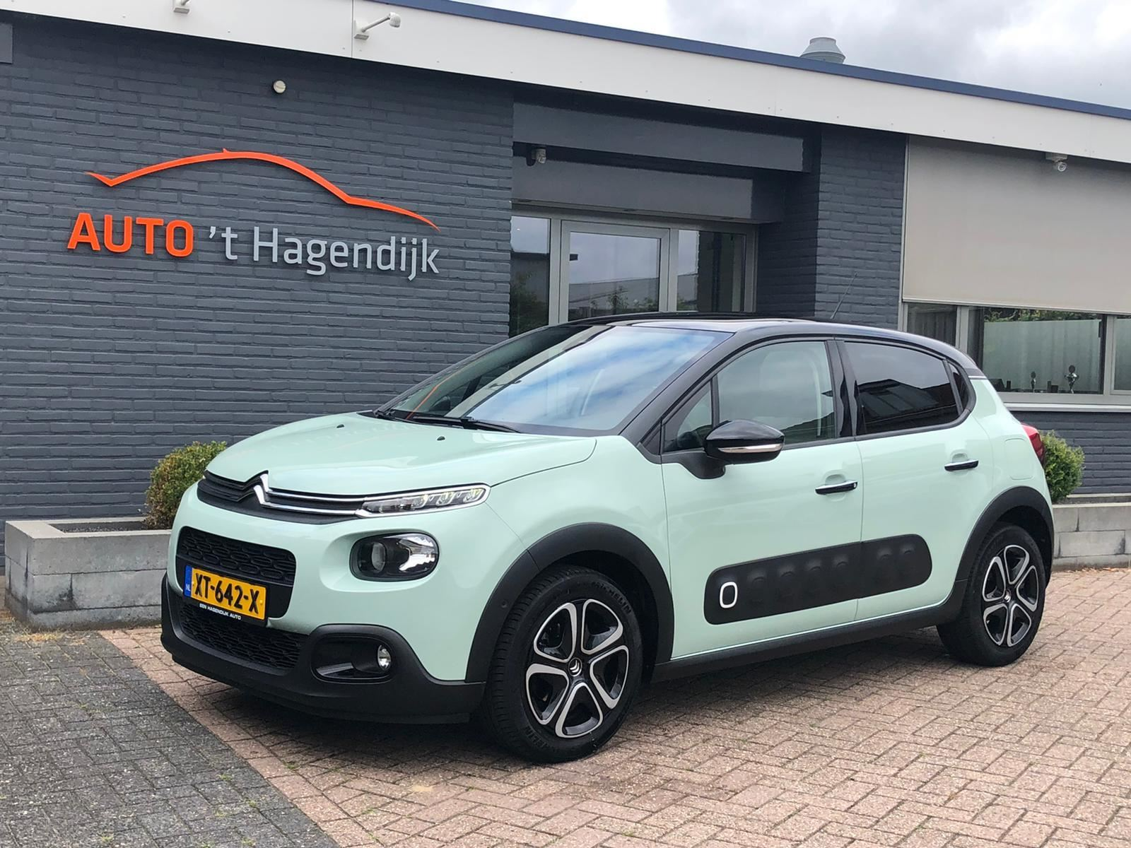 Citroen C3 occasion - Auto 't Hagendijk