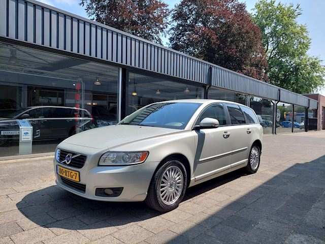 Volvo V50 2.0 Business Edition Telefoon/PDC/Clima/Cruise/Trekhaak/High performance sound/16