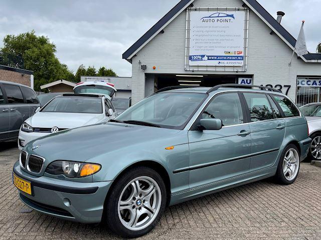 BMW 3-serie Touring 330xd 4x4 aut/leder/sportseats/youngtimer