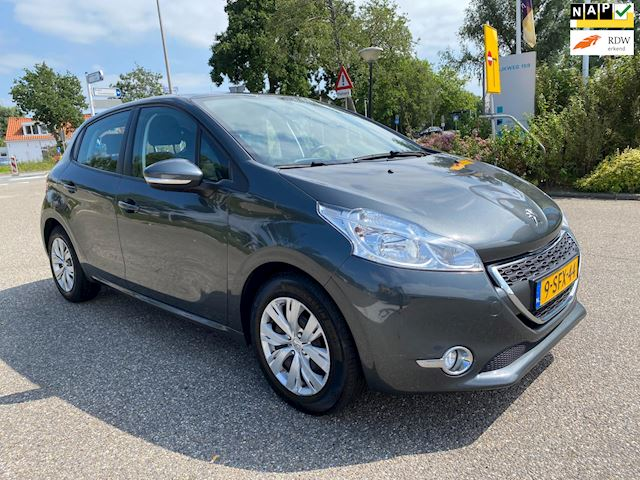 Peugeot 208 1.0 VTi Blue Lease / NAV / AIRCO / CRUISE.CONTROL / ELEC.RAMEN / ELEC.SPIEGELS / DEURVERG / SCHERM / BLUETOOTH / NAP..