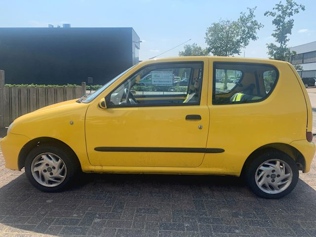 Fiat Seicento 1.1 SX  Sporting-Uitvoering