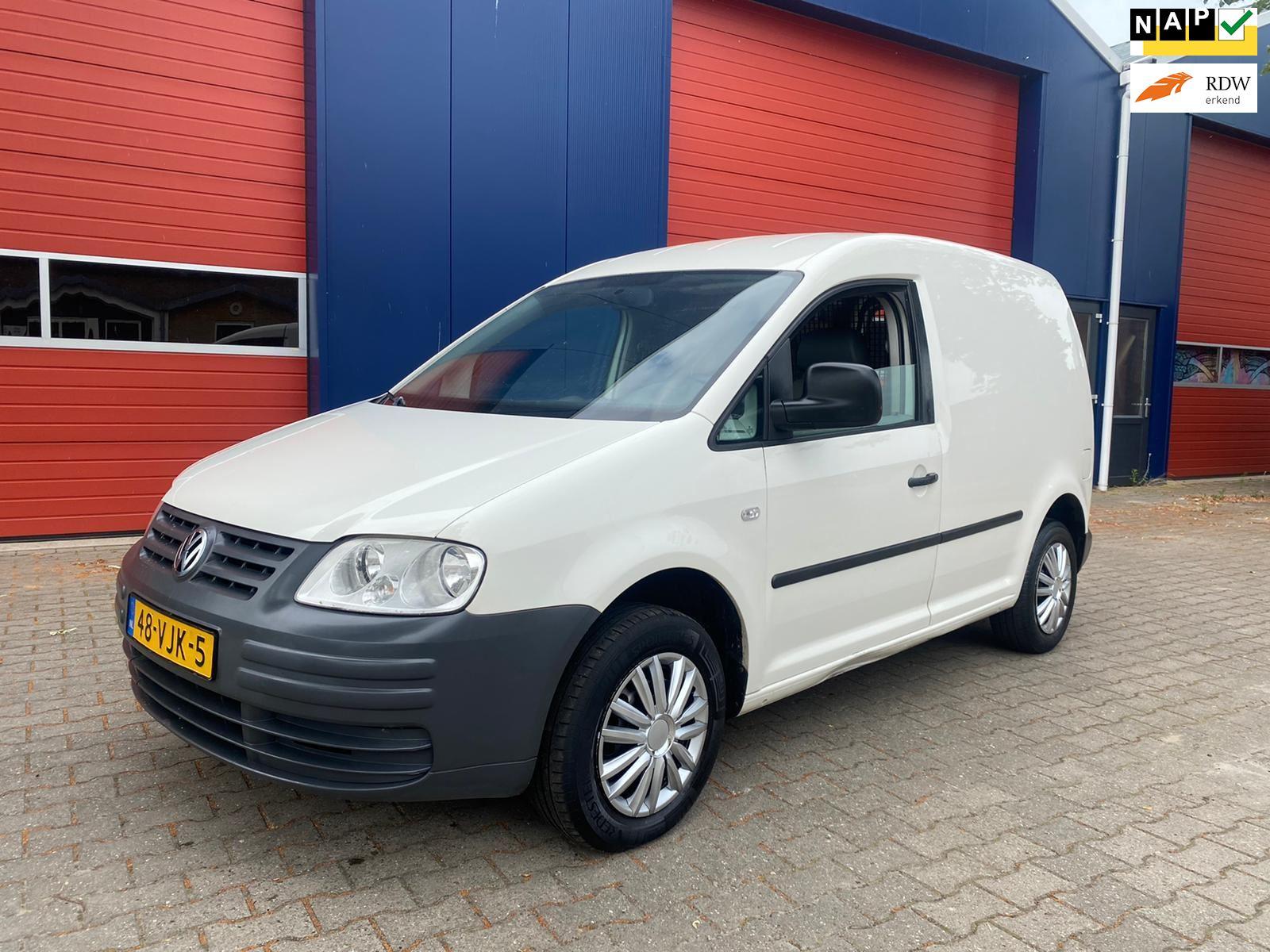 Volkswagen Caddy occasion - Auto Balk