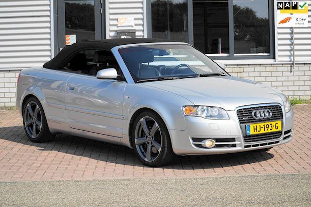 Audi A4 Cabriolet occasion - Maxx Auto