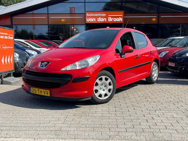 Peugeot 207 1.4-16V XR apk tot 24,06,2022
