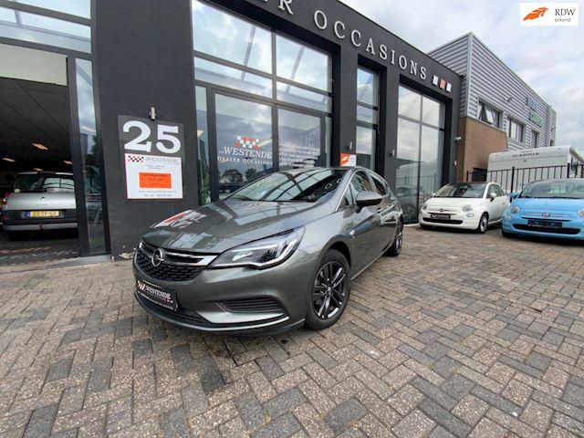 Opel Astra 1.2 120 Edition NAVI ACHTERUITRIJCAMERA CRUISE PARKEERSENSOREN LM VELGEN ELEC ZITVLAK 3/12M GARANTIE