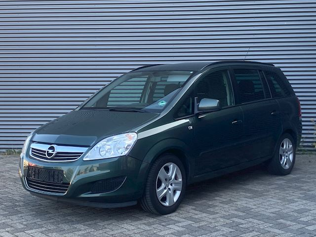 Opel Zafira 1.6 LPG| Verbrande klep | Belgisch voertuig |