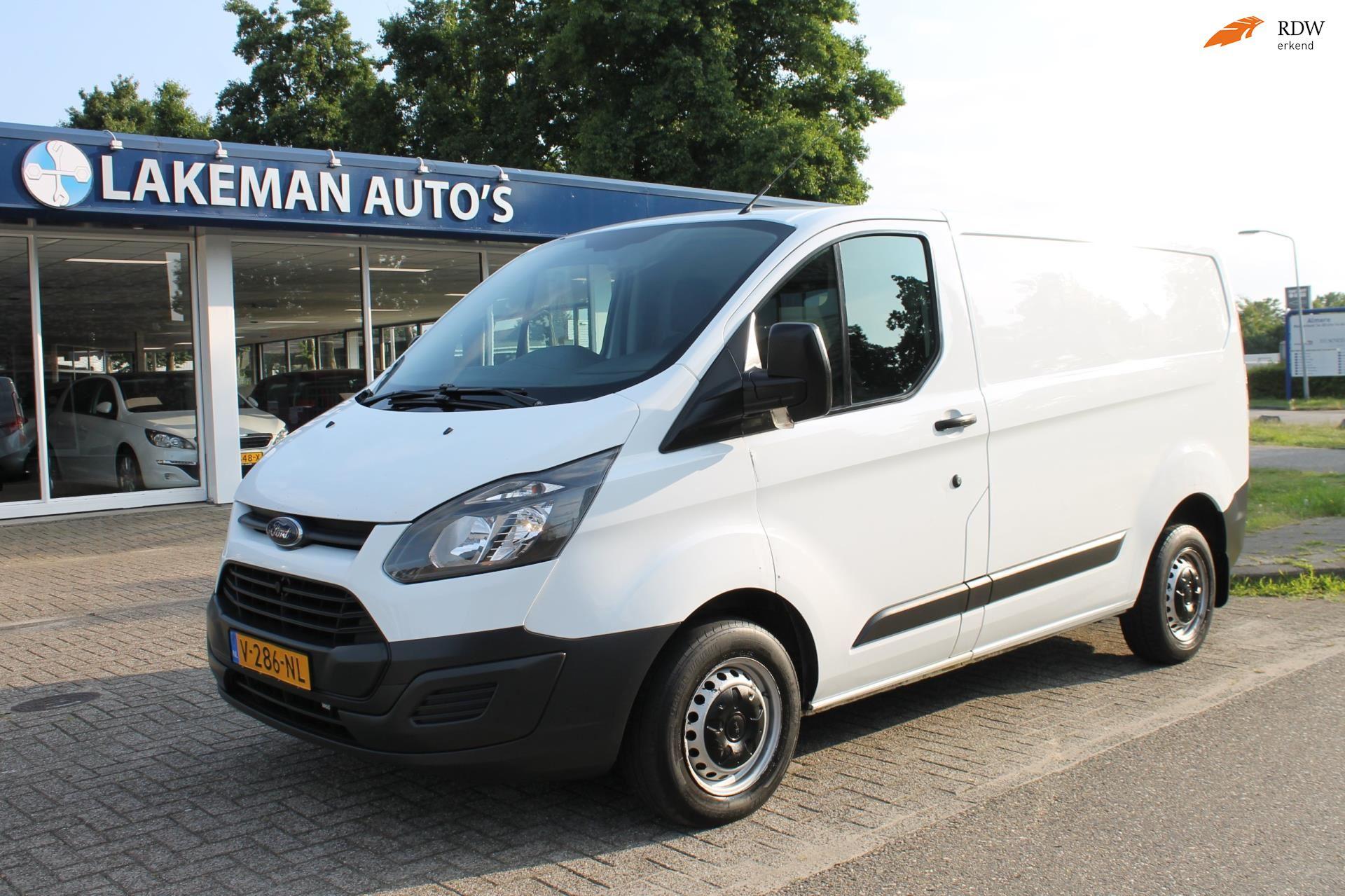 Ford Transit Custom occasion - Lakeman auto's Almere B.V.
