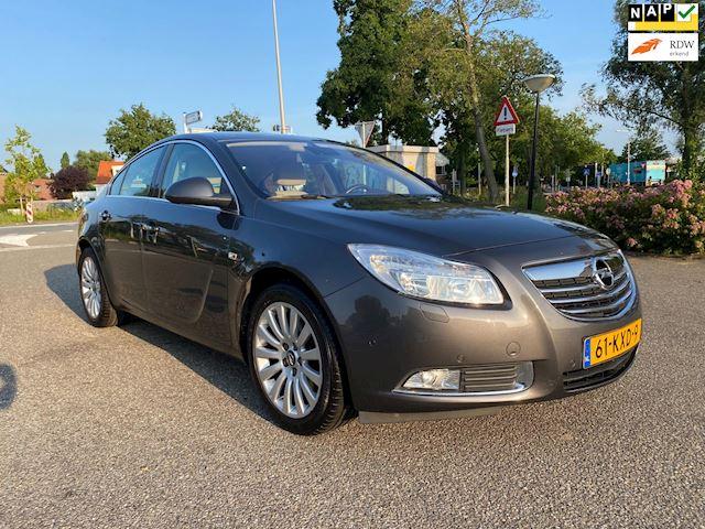 Opel Insignia 1.6 T Cosmo / CRUISE.CONTROL / AIRCO / LEDER / NAV / PDC / LMV / ELEC.RAMEN / DEURVERG / ELEC.SPIEGELS / NAP....