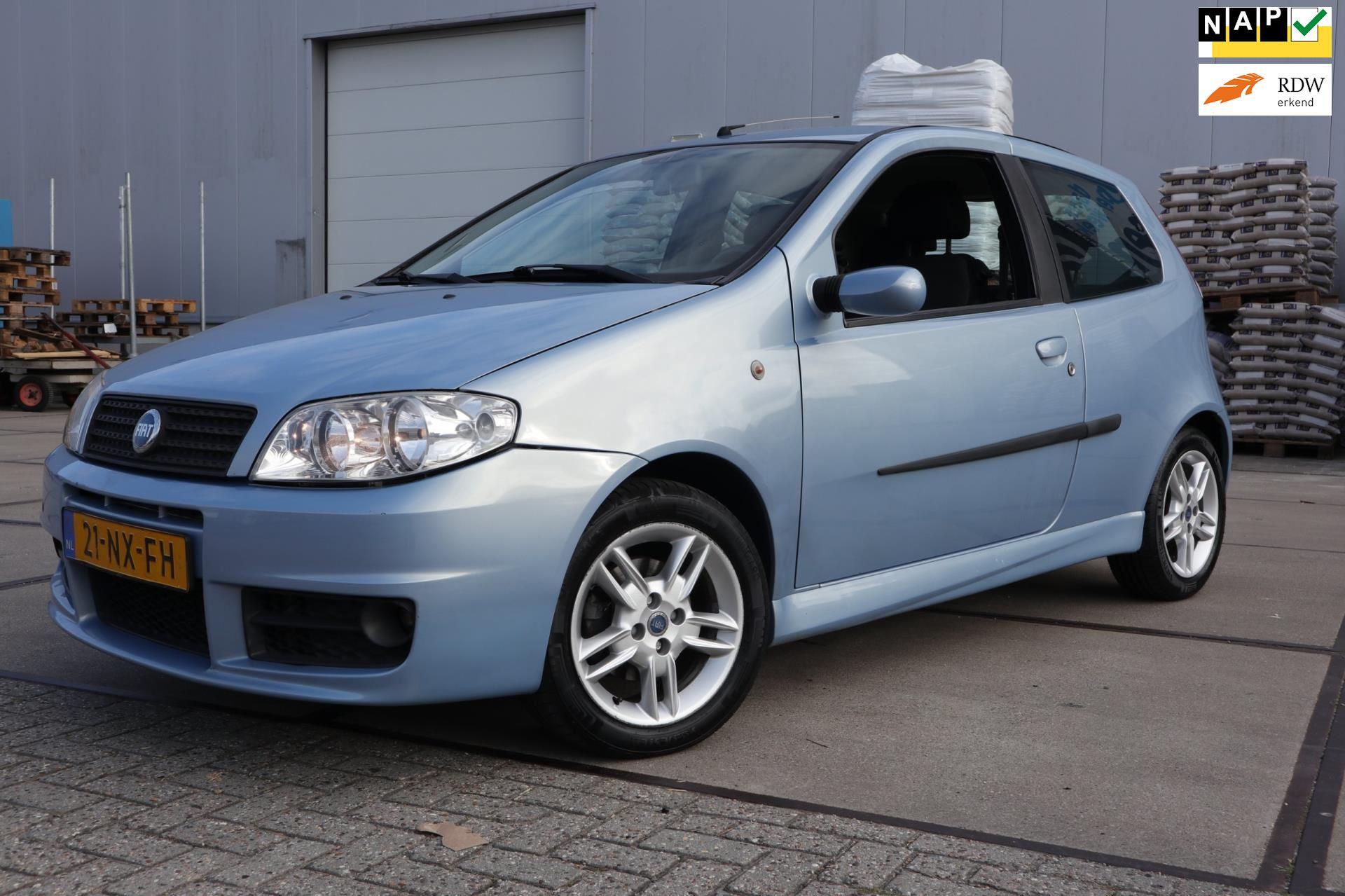 Fiat Punto occasion - FB2 Cars