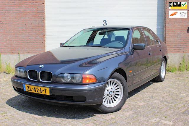 BMW 5-serie 520i Executive / Automaat / Youngtimer