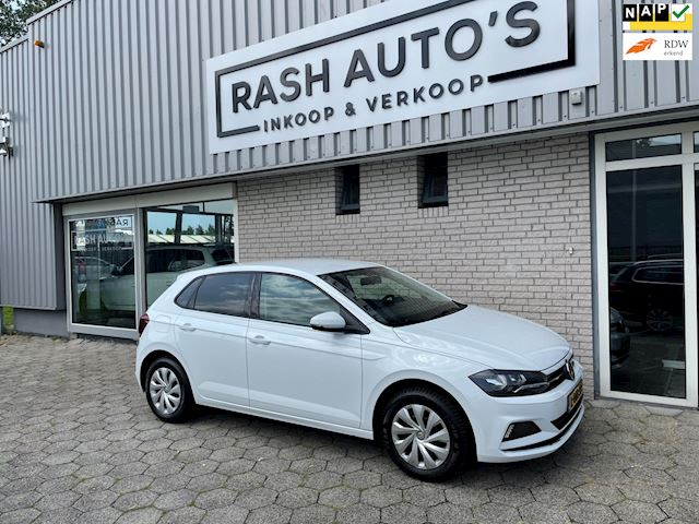 Volkswagen Polo 1.0 TSI Comfortline Business 2019 LED|AIRCO