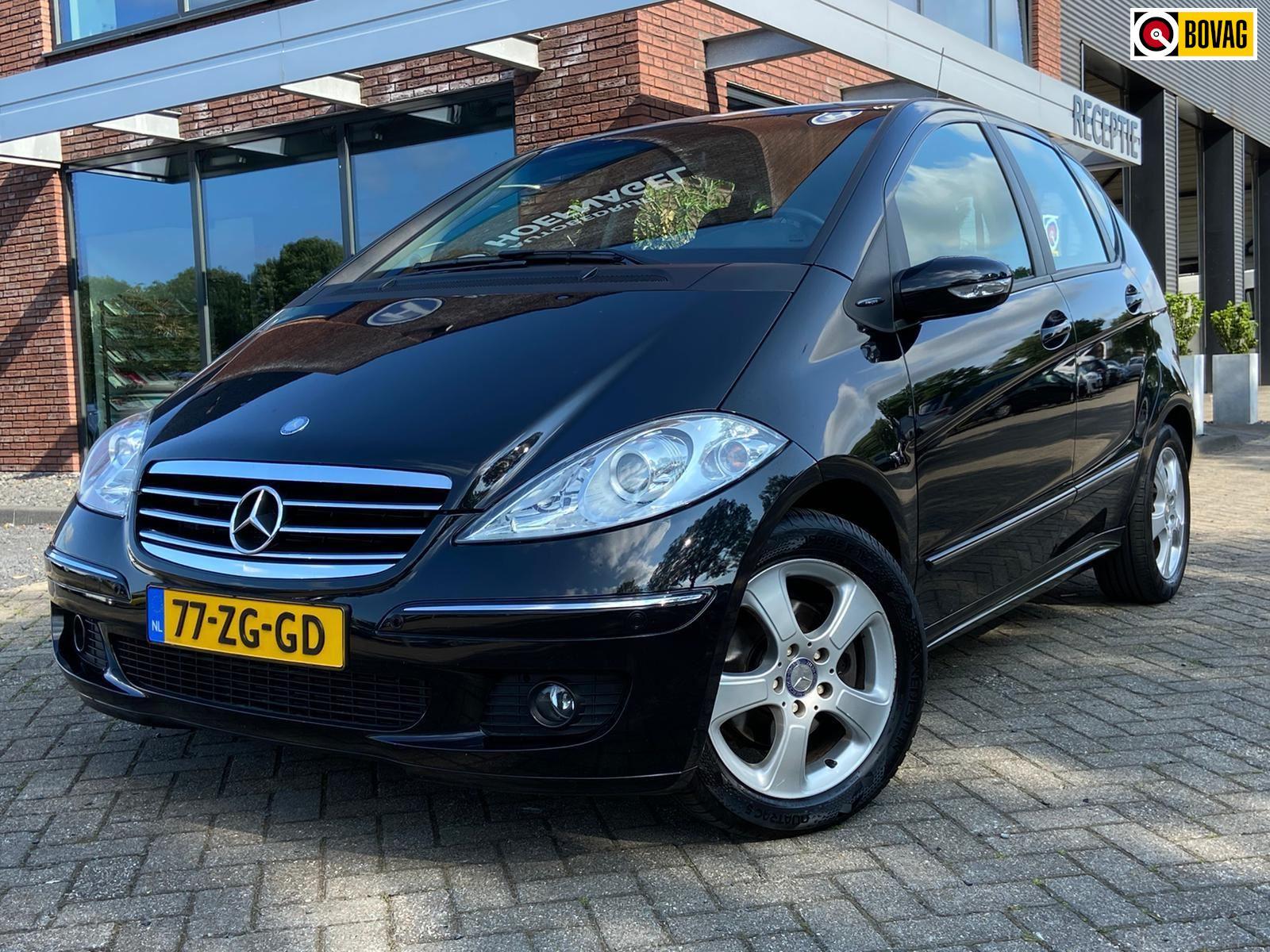 Mercedes-Benz A-klasse occasion - Autobedrijf H. Hoefnagel