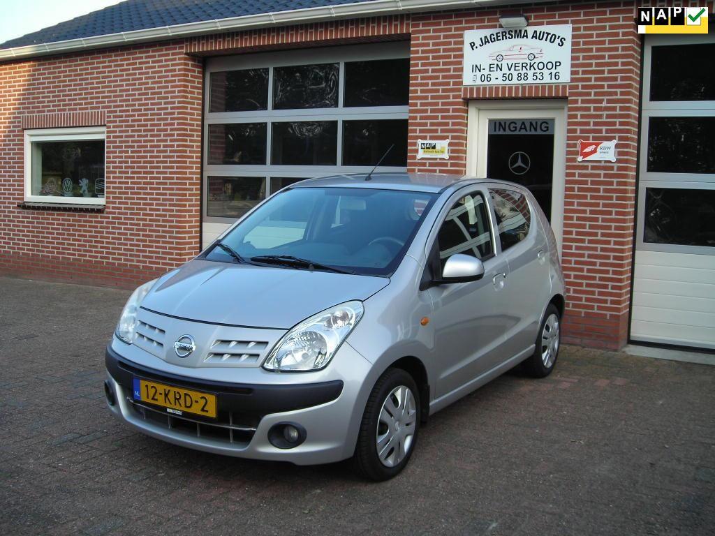Nissan Pixo occasion - Jagersma Auto's
